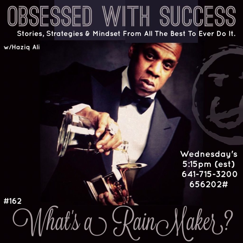 """▶️🔙 OWS episode 162 """"What's A Rainmaker?"""" 641-715-3413 656202# ref##"""